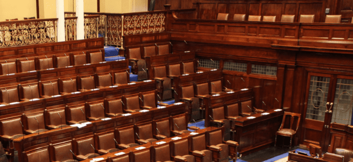 TD criticises taoiseach in dail over domestic violence