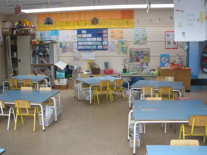 Galway Daily classroom summer provision