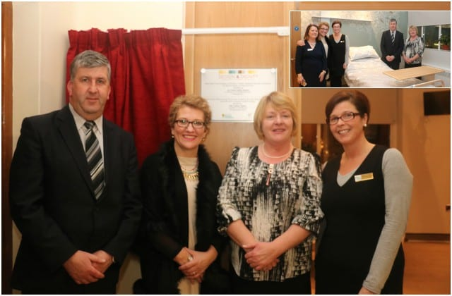 Galway Daily Bereavement room in UHG