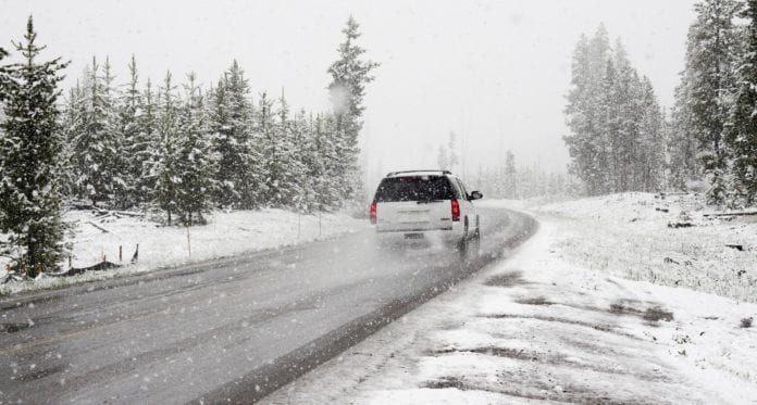 Galway Daily Road users are cautious in snow