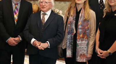 galway daily president's award for galway academic