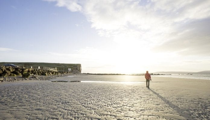 Galway Daily news Silverstrand Beach closed for the next two weeks