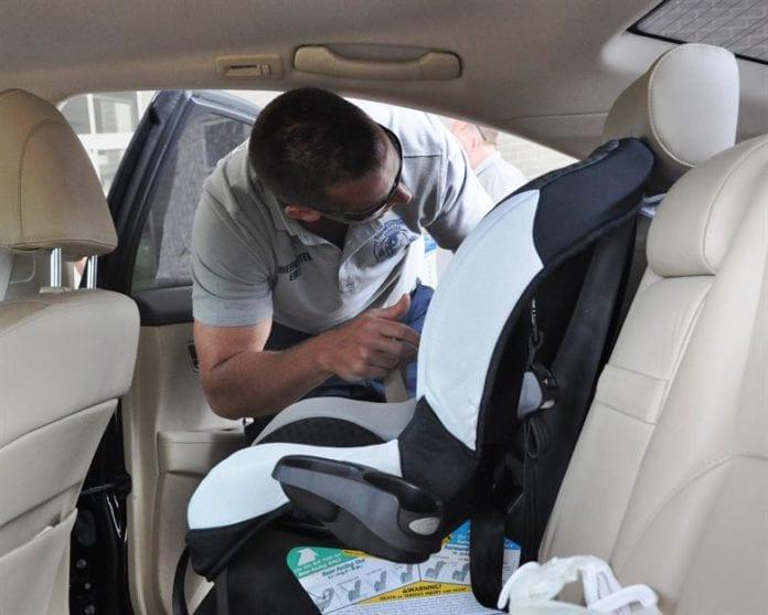 galway daily car seat rsa