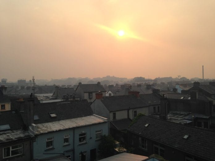 Air Quality Galway Smog
