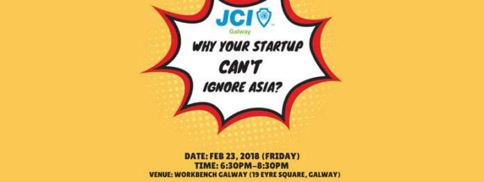 JCI Galway TechTalk