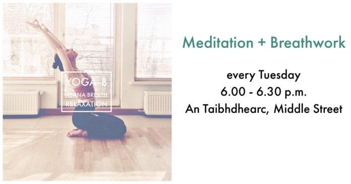 meditation and breathwork