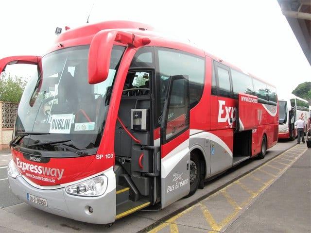 bus eireann route galway