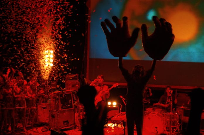 galway daily flaming lips