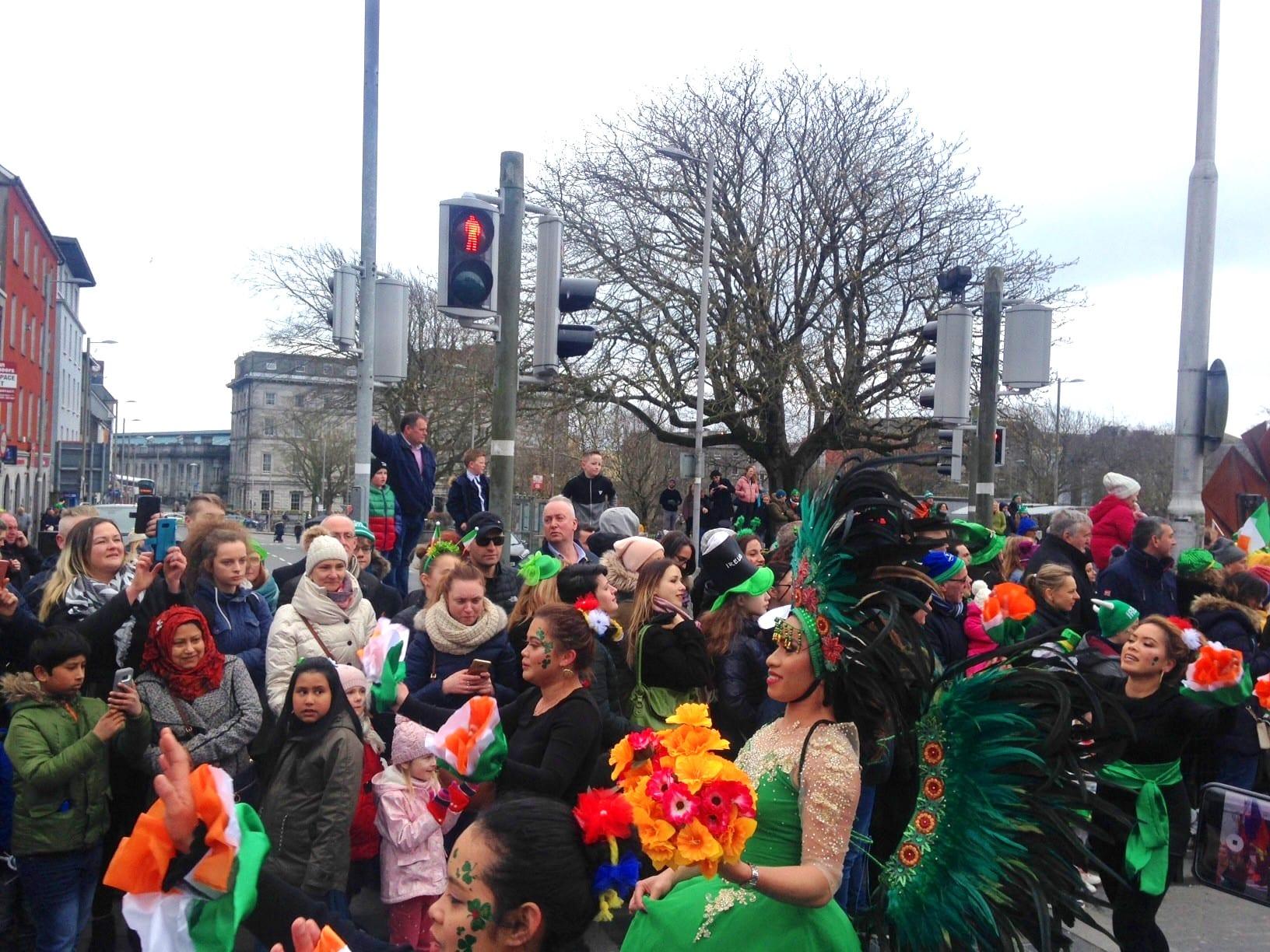 St. Patrick's Day Parade Filipino Community