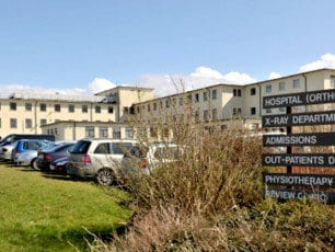 Galway Daily news Plans submitted for community nursing unit at Merlin Park Hospital
