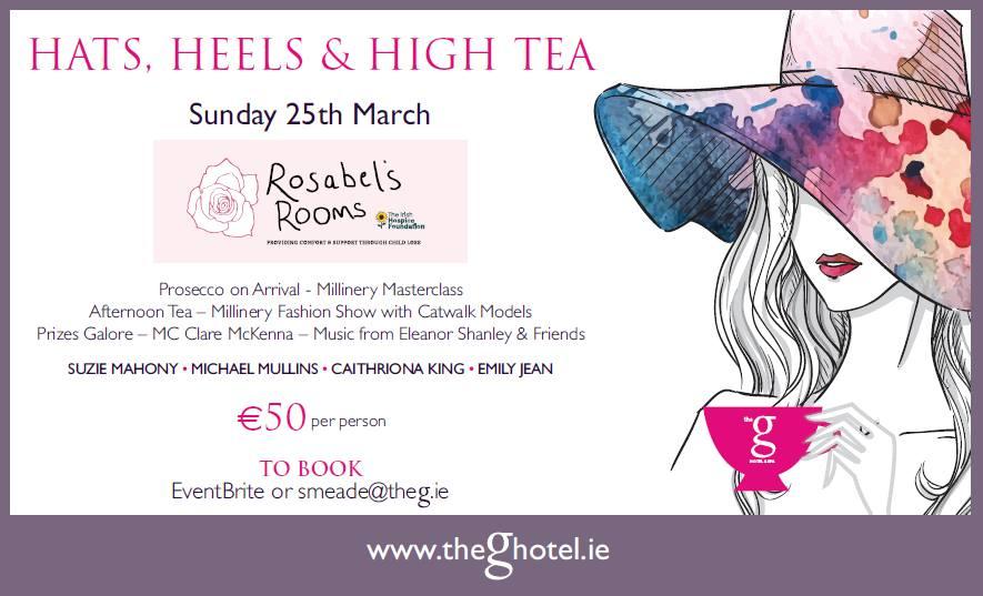 hats, heels, and high tea