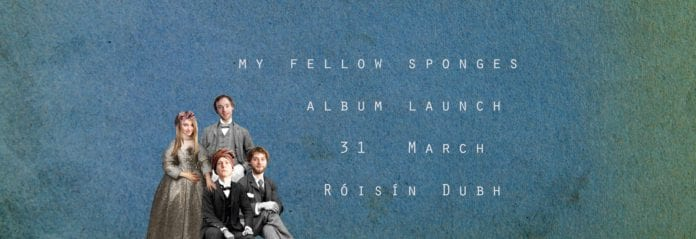 my fellow sponges album launch
