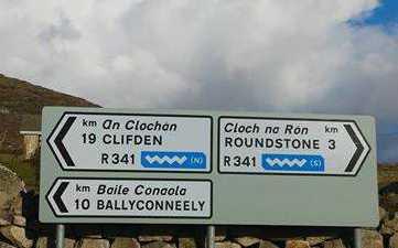 Féile Clifden ar siúl clifden weather