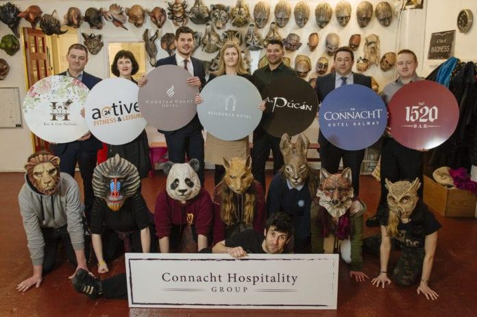 Galway Daily macnas connacht hospitality