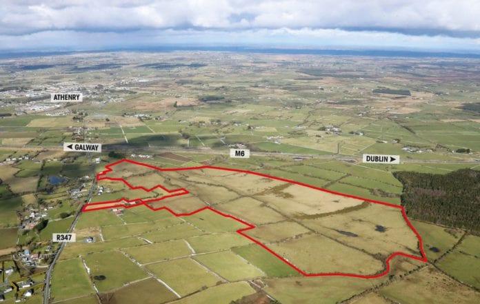 Galway GAA land sale