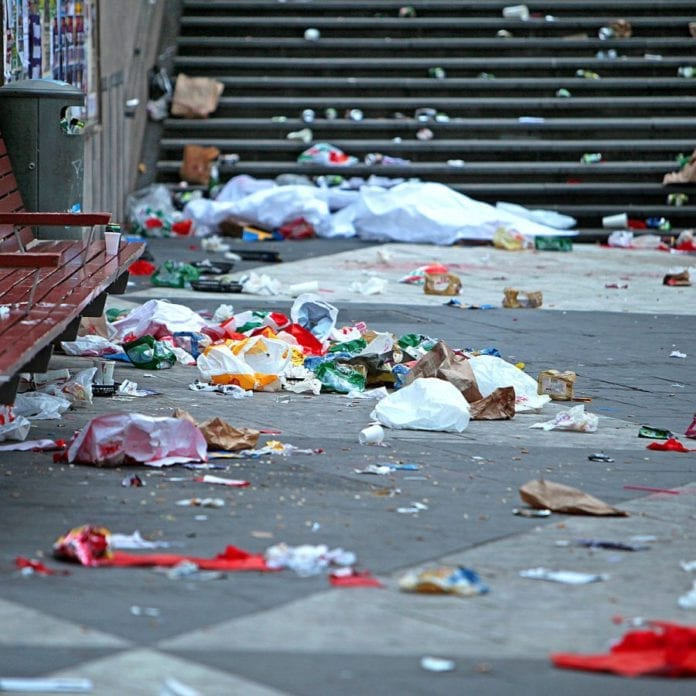 Galway Daily news Galway accounts for just 2.5 percent of litter fines issued in Ireland