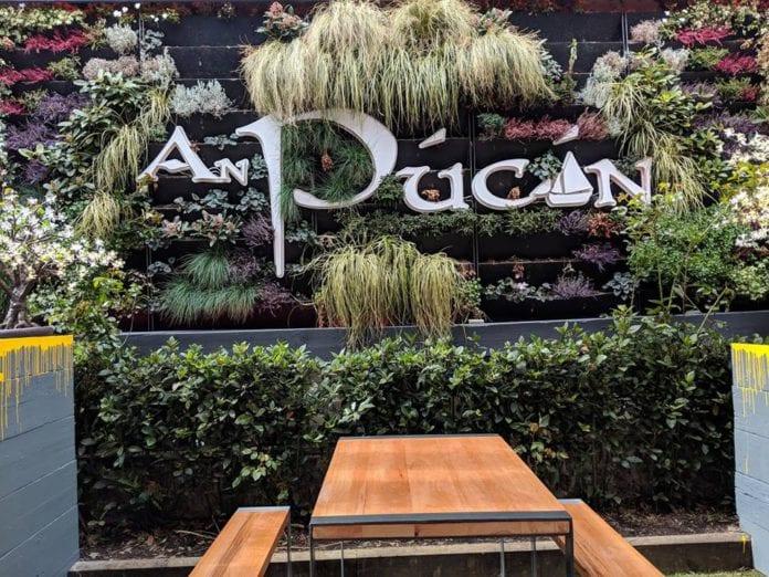 an pucan beer garden galway