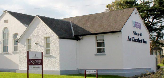 Galway Daily education NUIG's Acadamh na hOllscolaíochta Gaeilge gets multi-million funding package
