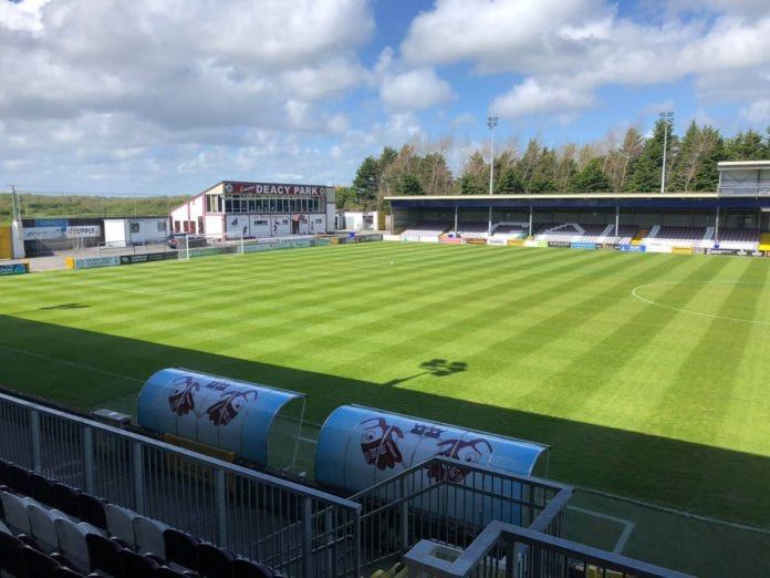 Galway Daily soccer Galway United under 19 final