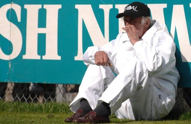GAA Umpire Smoking