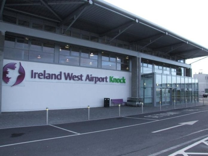 Galway Daily news Knock Airport awarded €1.9 million in COVID-19 funding