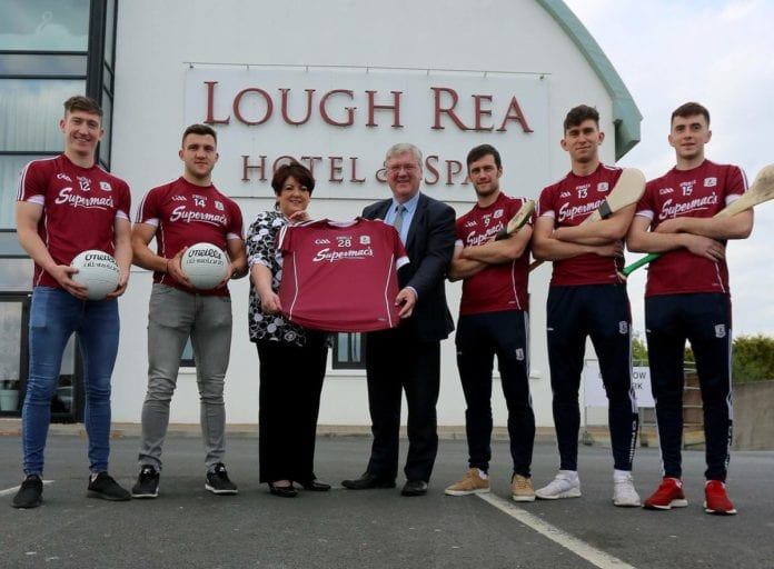 Galway Daily sports news Supermacs sponsors Galway GAA for five more years