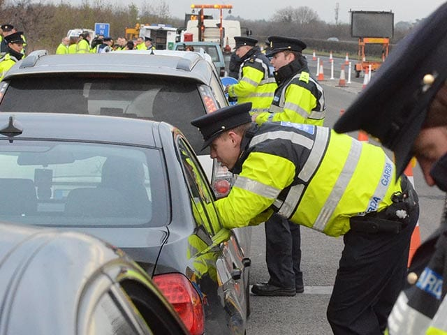 Galway Daily news Gardaí cracking down on drink and drug driving this Bank Holiday weekend