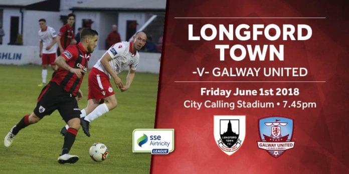 Longford Town vs Galway United