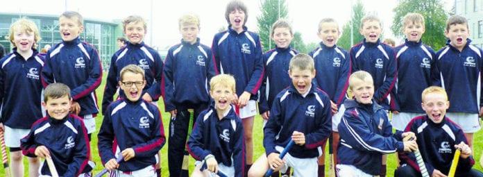 Clarinbridge under 11 hurling
