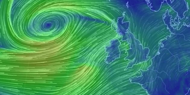 Galway Daily news Storm Brendan status Orange in effect
