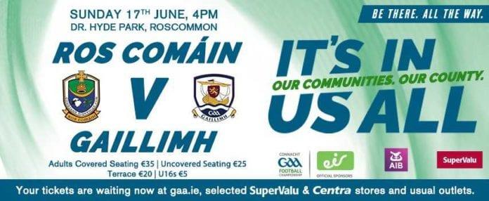 Galway vs Roscommon