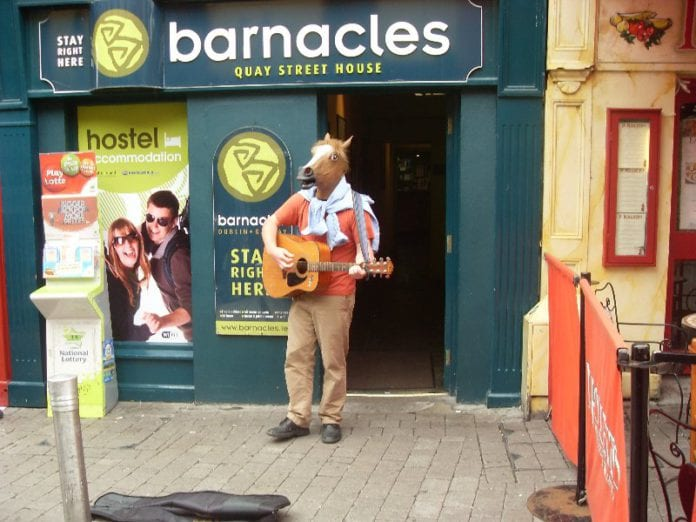 Galway Daily Galway news Barnacles Hostel sells for over €4 million