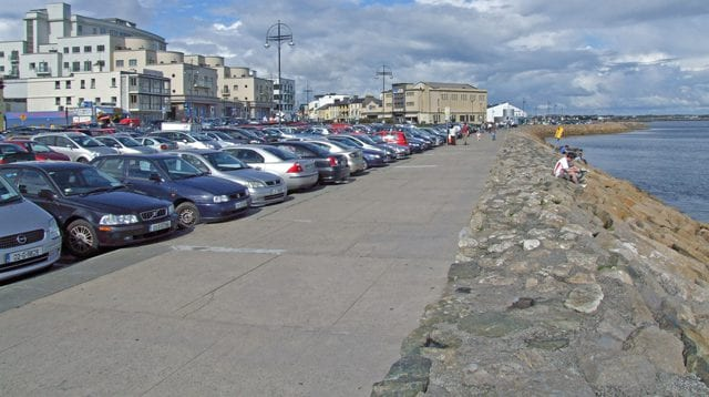 Galway Daily news Parking facilities at Salthill Prom to reopen on April 26