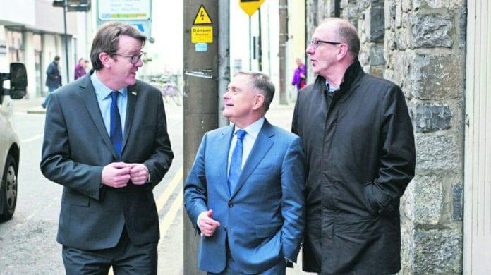 cllr niall mcnelis mayor of galway