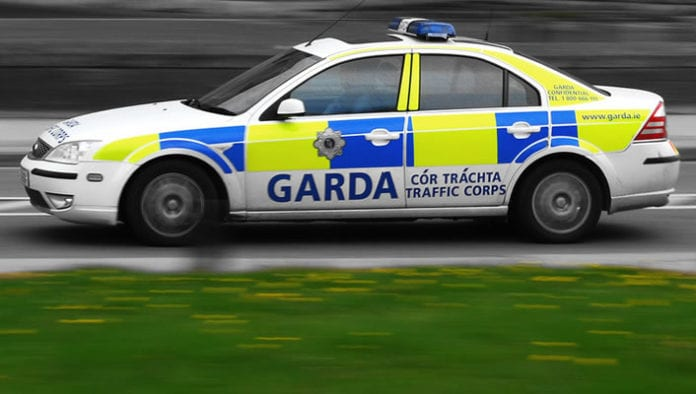 Galway daily news Dangerous driver flees Gardaí on the N17 before crashing