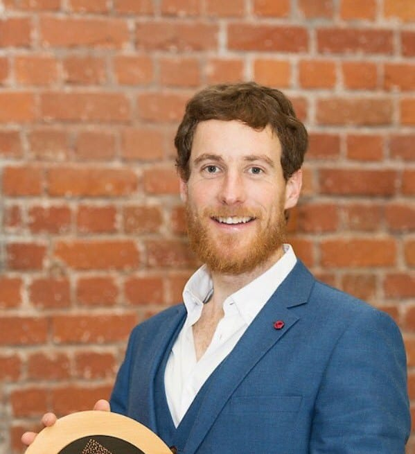Galway News - Business - Features - Newby Chinese startup CEO Richard McCurry