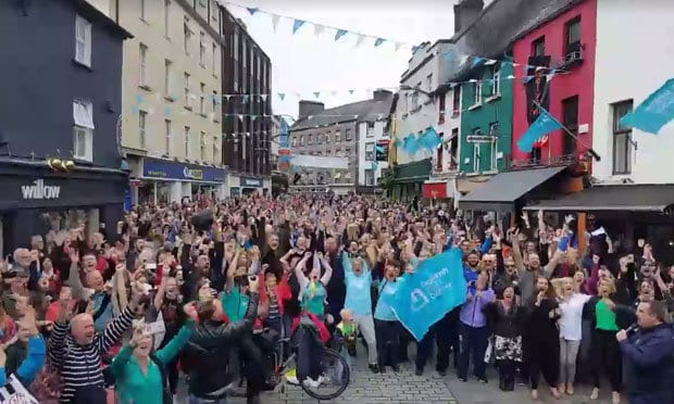 Galway Daily news City council backs Galway 2020 management at special meeting GALWAY 2020
