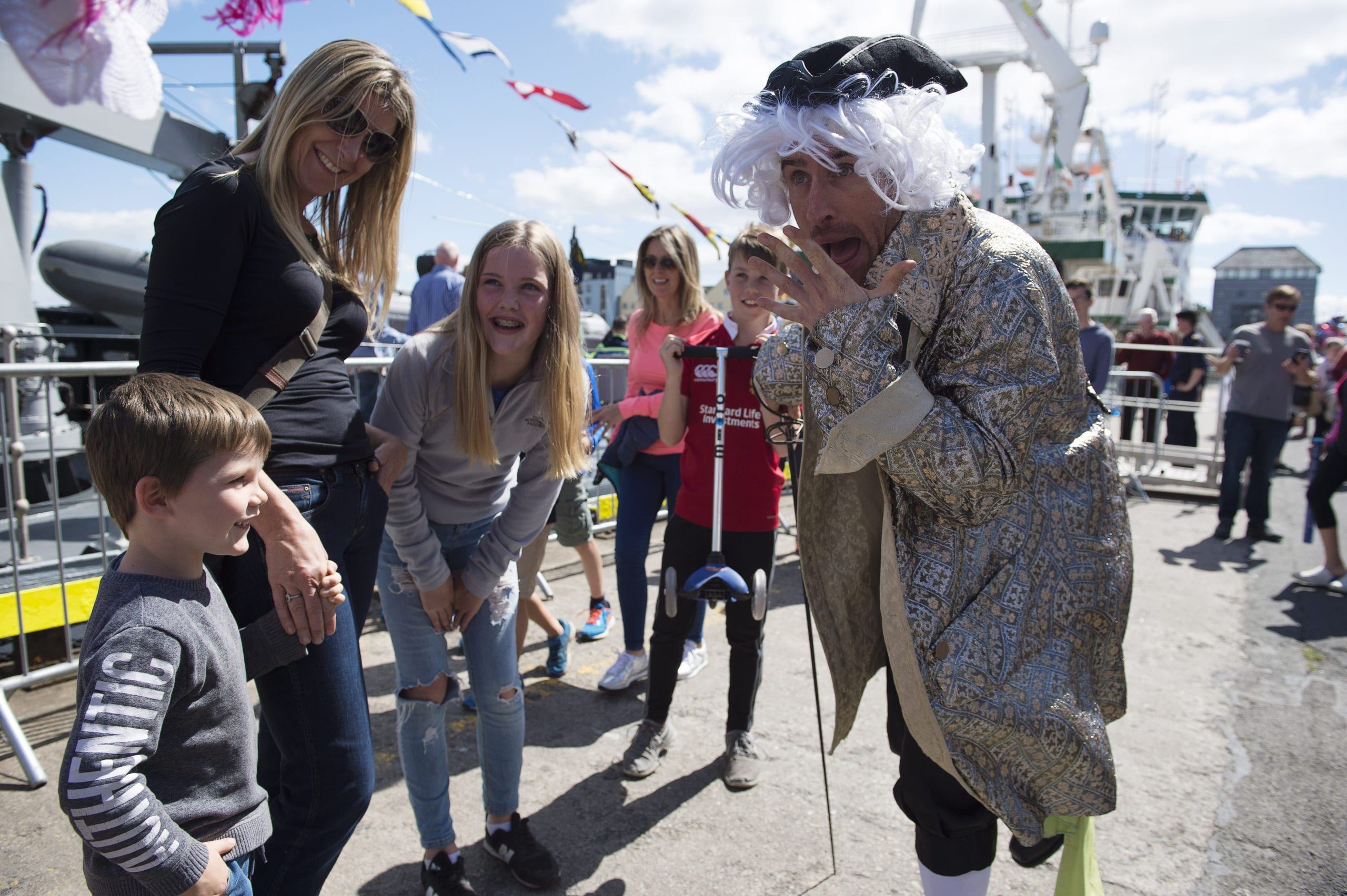 Galway News - SeaFest family fun