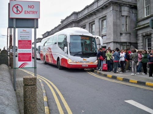 Galway Daily news Two Galway - Castlebar bus services cancelled today