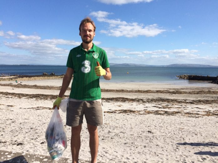 Galway News - Business Features - Paulie Cleans Up