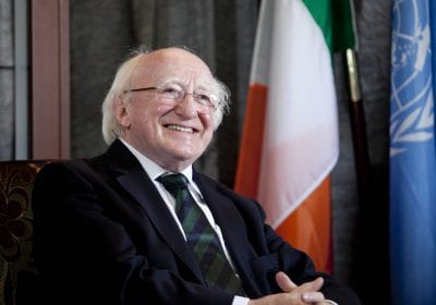 Galway Daily news President Higgins continues to draw NUI Galway pension while in office