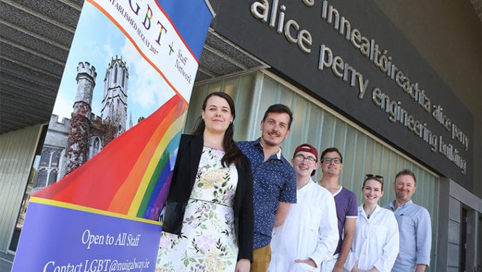 Galway Daily news NUI Galway celebrates LGBT students in STEM fields