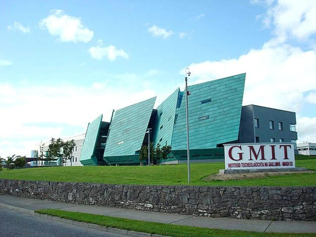 Galway daily education GMIT partners with Canadian college to promote international tourism