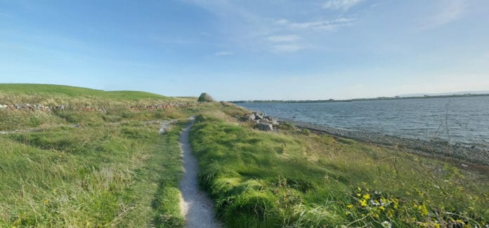 Galway Daily news rinville coastal walkway
