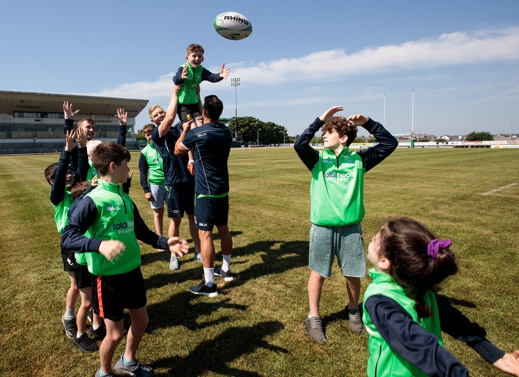 Connacht Rugby Summer Camp