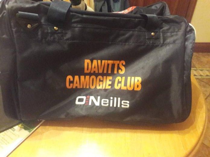 Davitts Camogie