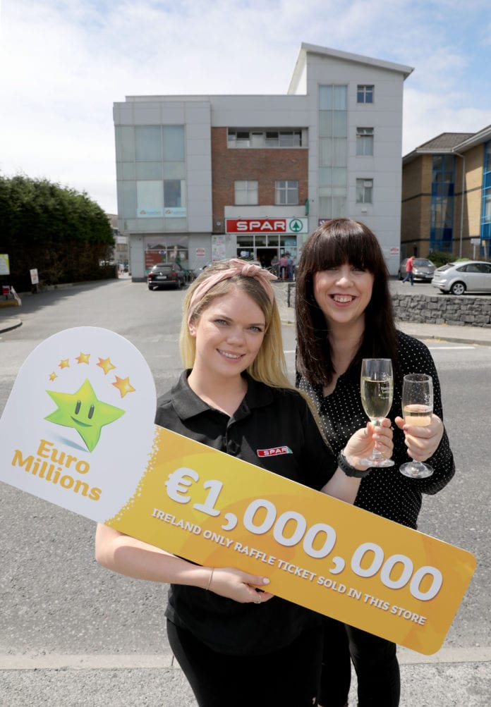 euromillions win galway