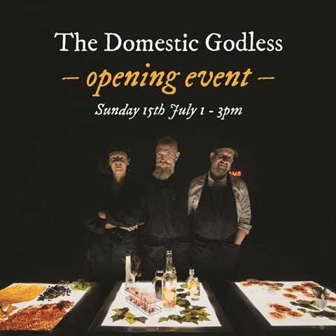 Galway Daily what's on The Domestic Godless food artists at Galway arts centre