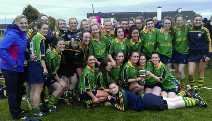 Craughwell camogie