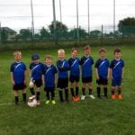 U7 Glen Celtic Blues team